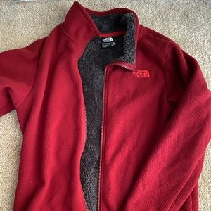 The North Face youth fleece jacket